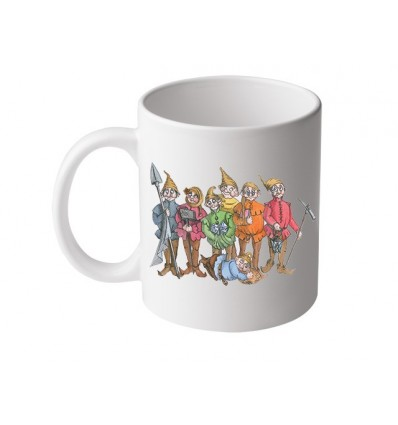 Mug - Snow White and the Seven Dwarfs