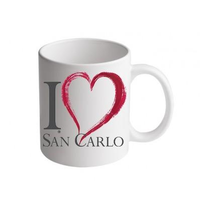 Mug - I love San Carlo