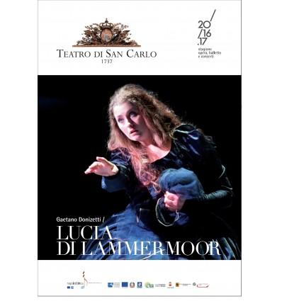 Programma di sala - Lucia di Lammermoor