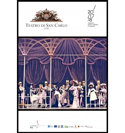 Programma di Sala - My Fair Lady
