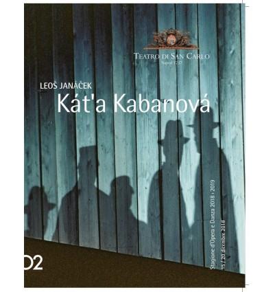 Programma di Sala - KÁT'A KABANOVÁ