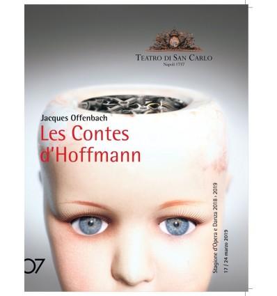 Programma di Sala - Les Contes d'Hoffmann