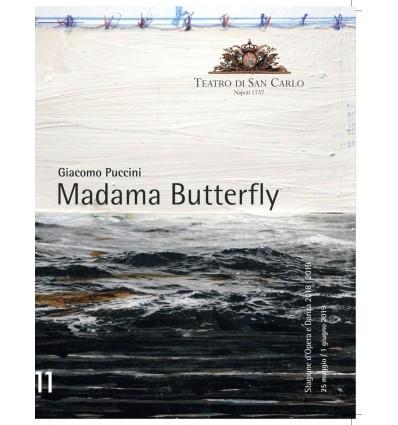 Programma di Sala - Madama Butterfly