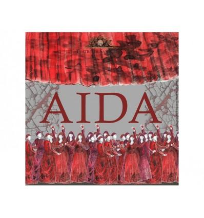 Aida - Foulard Seta