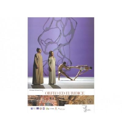 Libretto di Sala - Orfeo ed Euridice