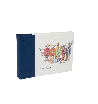Album Photo Frame - Seven Dwarfs