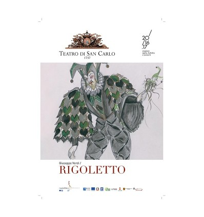Book Room - Rigoletto